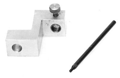 Dial Gauge Holder Dial Gauge Holder z Block